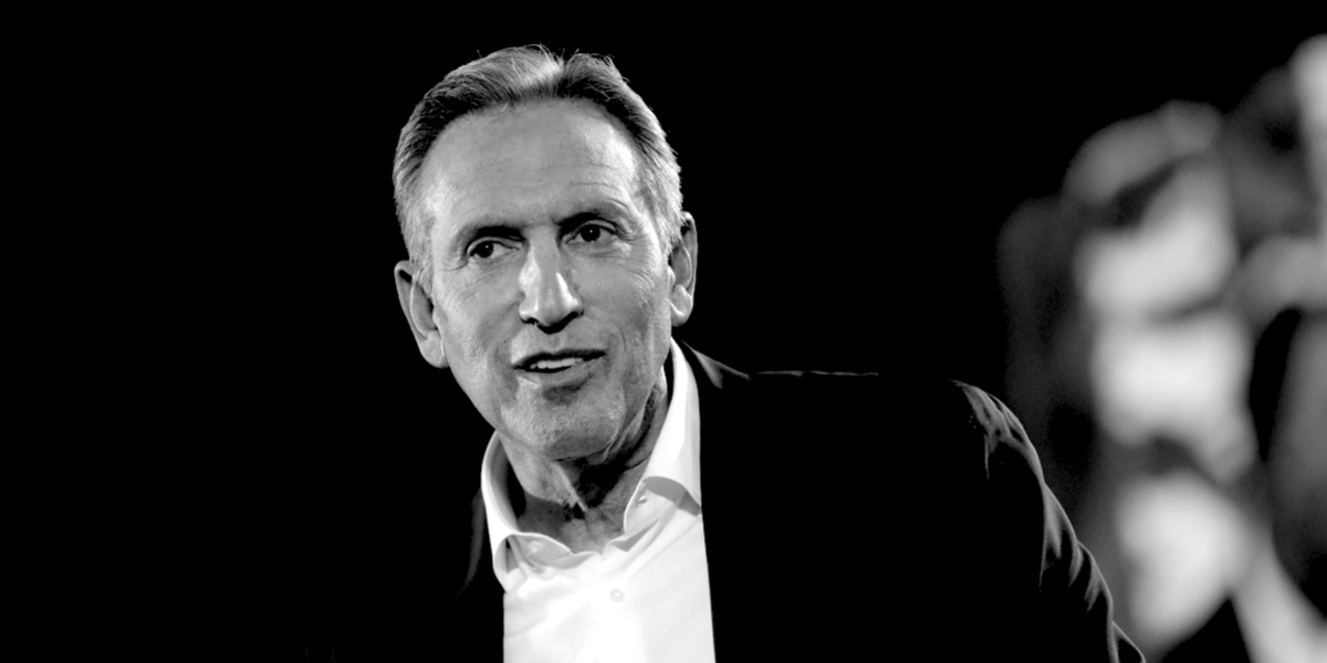 Howard Schultz impulsor starbucks